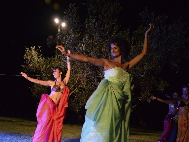 Il matrimonio di Francesco e Lucia a Campiglia Marittima, Livorno 56