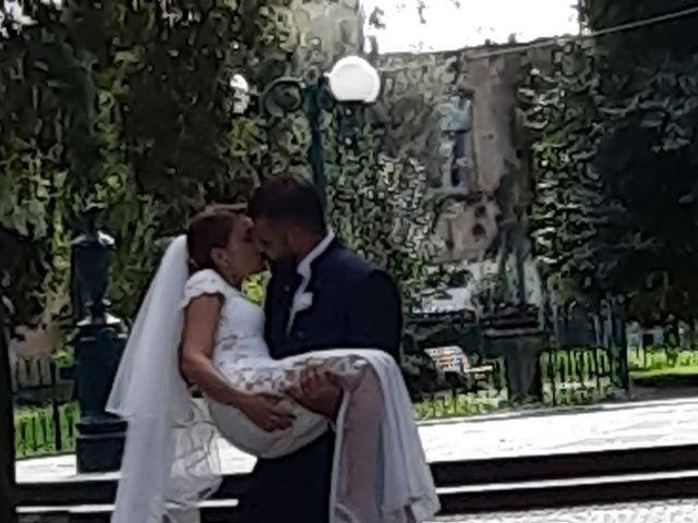 Il matrimonio di Carmine  e Valeria  a San Vitaliano, Napoli 1
