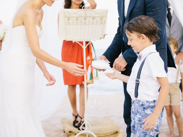 Il matrimonio di Lamberto e Annabelle a Pula, Cagliari 17