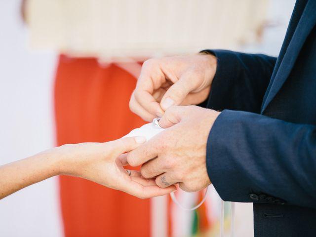 Il matrimonio di Lamberto e Annabelle a Pula, Cagliari 18