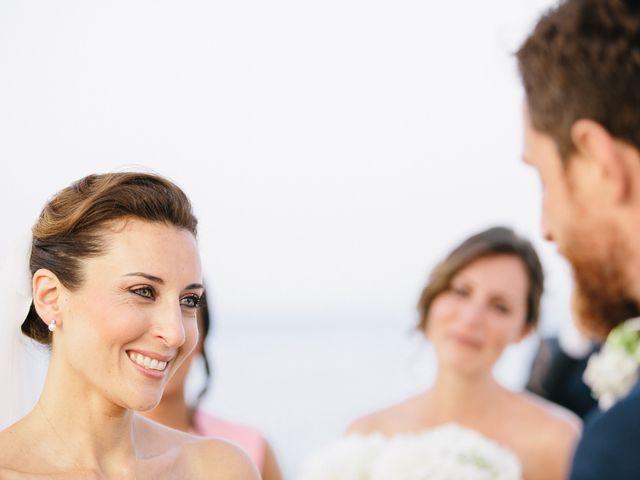 Il matrimonio di Lamberto e Annabelle a Pula, Cagliari 19