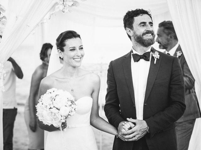 Il matrimonio di Lamberto e Annabelle a Pula, Cagliari 24