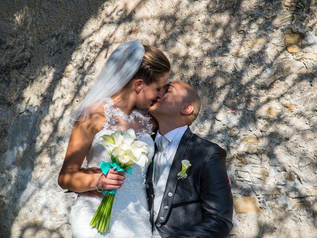Le nozze di Giulia e Berardo