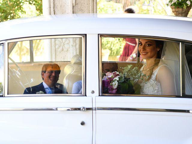 Il matrimonio di Giorgia e Alessandro a Roma, Roma 14