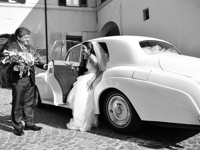 Il matrimonio di Giorgia e Alessandro a Roma, Roma 16