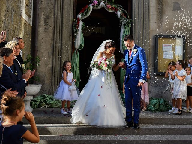 Il matrimonio di Giorgia e Alessandro a Roma, Roma 20
