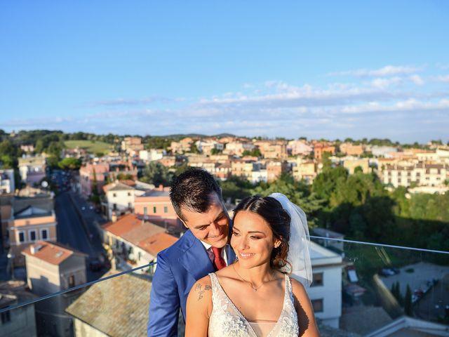 Il matrimonio di Giorgia e Alessandro a Roma, Roma 24