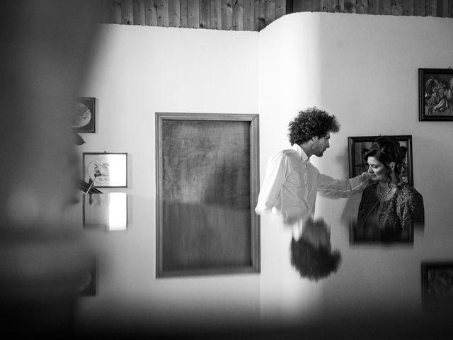 Il matrimonio di Filippo e Lucia a Corinaldo, Ancona 6