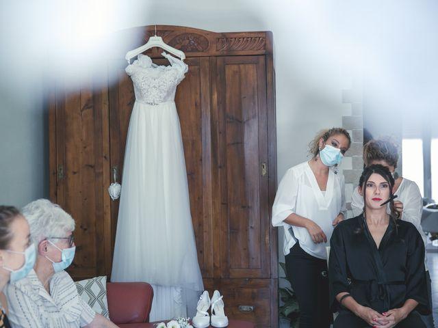 Il matrimonio di Filippo e Lucia a Corinaldo, Ancona 7
