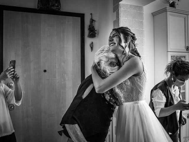 Il matrimonio di Filippo e Lucia a Corinaldo, Ancona 13