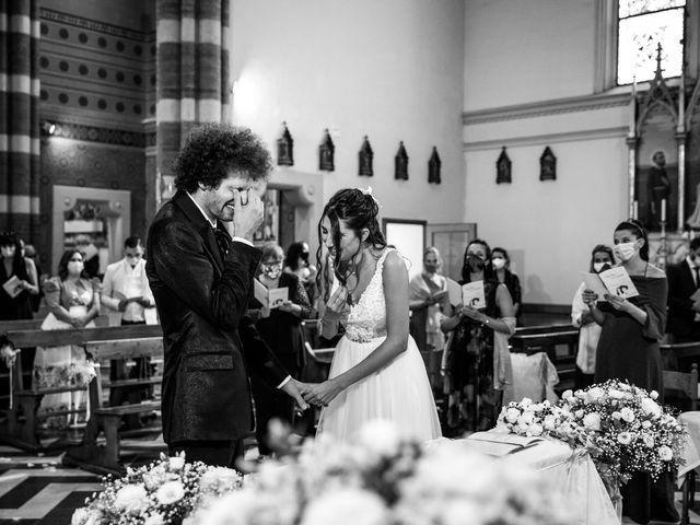 Il matrimonio di Filippo e Lucia a Corinaldo, Ancona 15