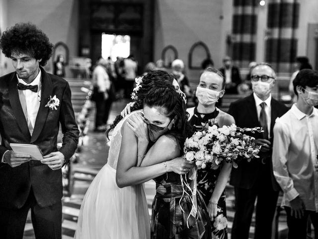 Il matrimonio di Filippo e Lucia a Corinaldo, Ancona 16