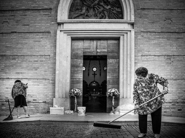 Il matrimonio di Filippo e Lucia a Corinaldo, Ancona 18