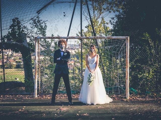 Il matrimonio di Filippo e Lucia a Corinaldo, Ancona 3
