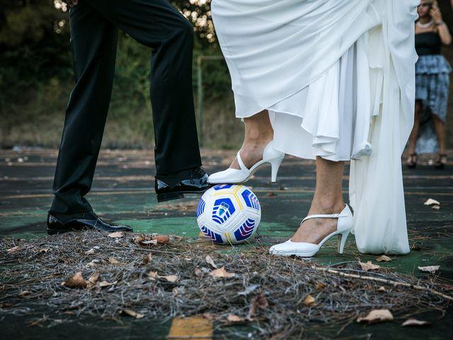 Il matrimonio di Filippo e Lucia a Corinaldo, Ancona 21