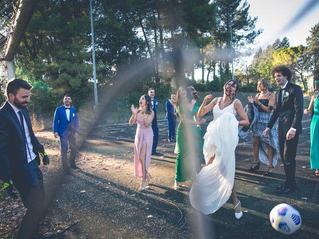 Il matrimonio di Filippo e Lucia a Corinaldo, Ancona 22