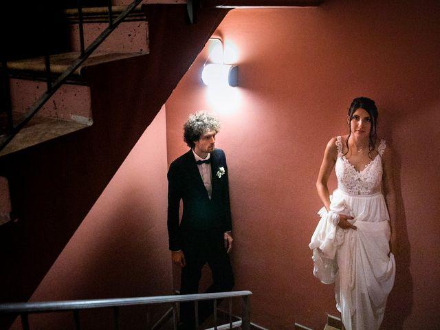 Il matrimonio di Filippo e Lucia a Corinaldo, Ancona 27