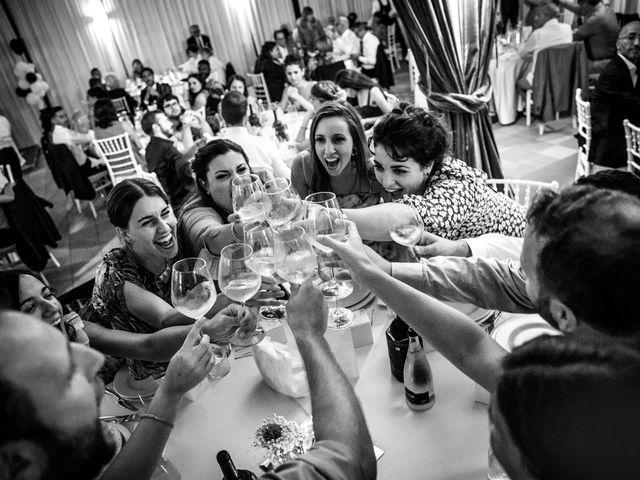Il matrimonio di Filippo e Lucia a Corinaldo, Ancona 29