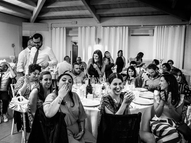Il matrimonio di Filippo e Lucia a Corinaldo, Ancona 31