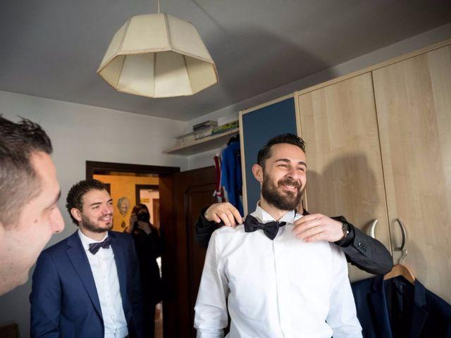 Il matrimonio di Daniele e Valentina a San Martino di Lupari, Padova 3