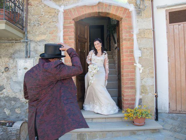 Il matrimonio di Daniele e Maria Pina a Gallicchio, Potenza 28