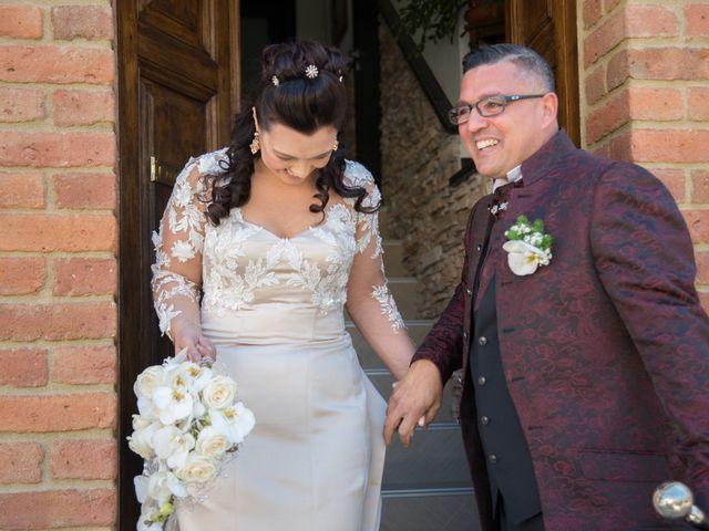 Il matrimonio di Daniele e Maria Pina a Gallicchio, Potenza 30