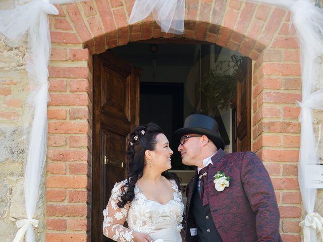 Il matrimonio di Daniele e Maria Pina a Gallicchio, Potenza 31