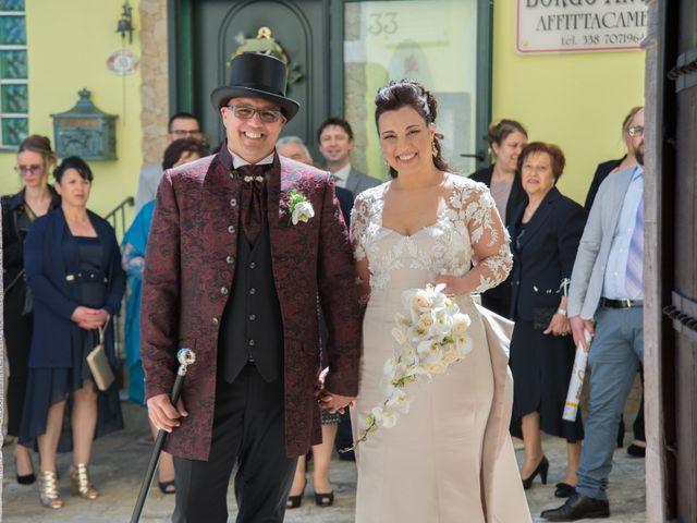 Il matrimonio di Daniele e Maria Pina a Gallicchio, Potenza 33
