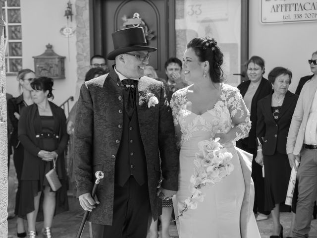 Il matrimonio di Daniele e Maria Pina a Gallicchio, Potenza 34