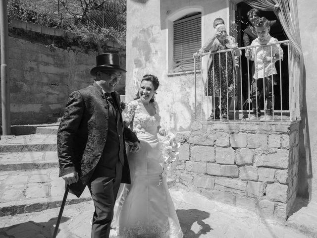 Il matrimonio di Daniele e Maria Pina a Gallicchio, Potenza 36