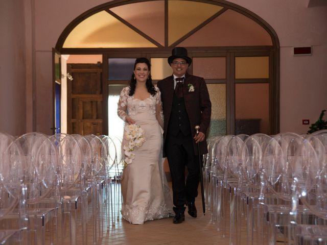 Il matrimonio di Daniele e Maria Pina a Gallicchio, Potenza 37
