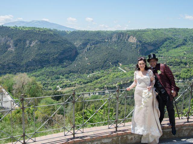 Il matrimonio di Daniele e Maria Pina a Gallicchio, Potenza 40