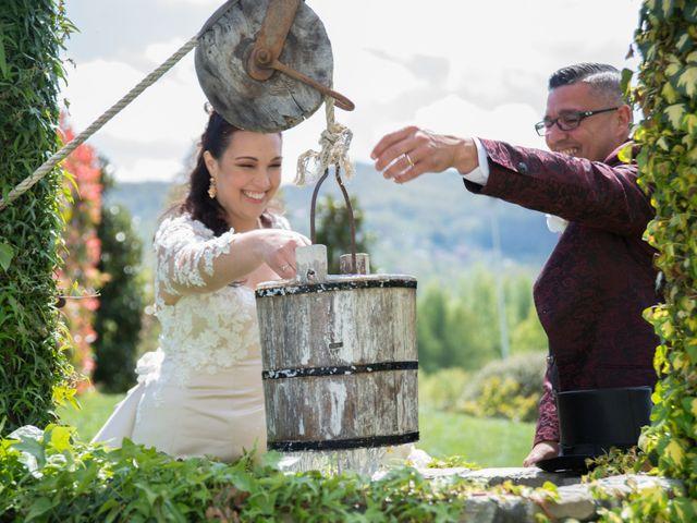 Il matrimonio di Daniele e Maria Pina a Gallicchio, Potenza 43