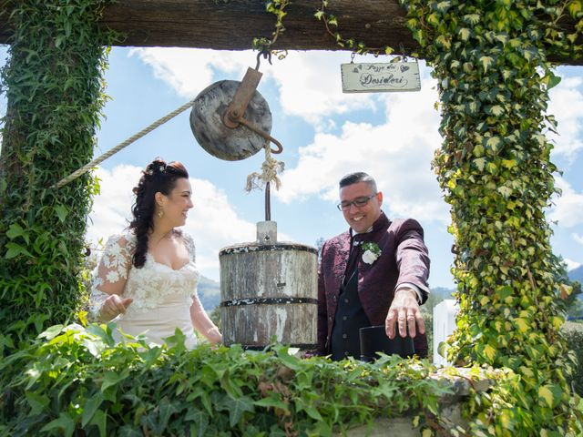 Il matrimonio di Daniele e Maria Pina a Gallicchio, Potenza 44