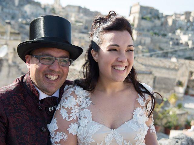 Il matrimonio di Daniele e Maria Pina a Gallicchio, Potenza 109