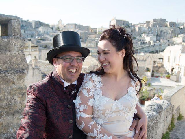 Il matrimonio di Daniele e Maria Pina a Gallicchio, Potenza 110