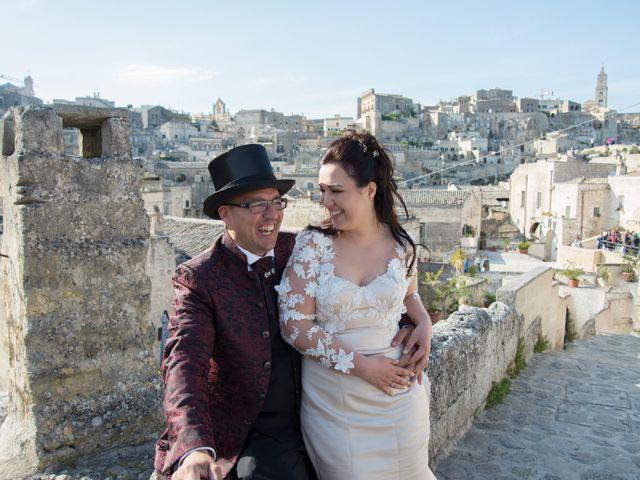 Il matrimonio di Daniele e Maria Pina a Gallicchio, Potenza 111