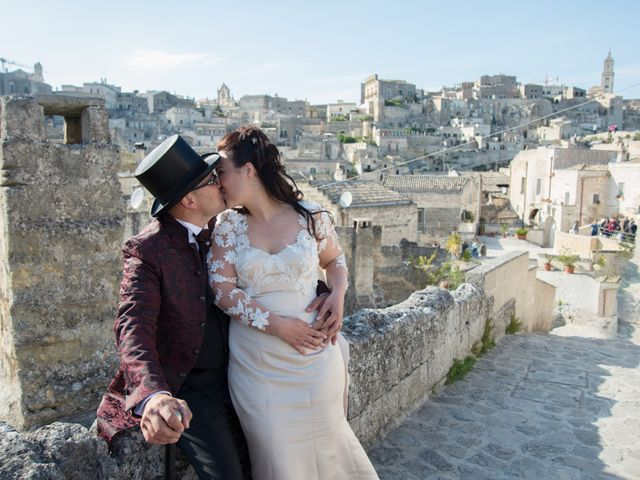 Il matrimonio di Daniele e Maria Pina a Gallicchio, Potenza 112