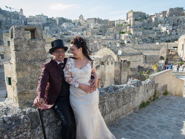 Il matrimonio di Daniele e Maria Pina a Gallicchio, Potenza 113
