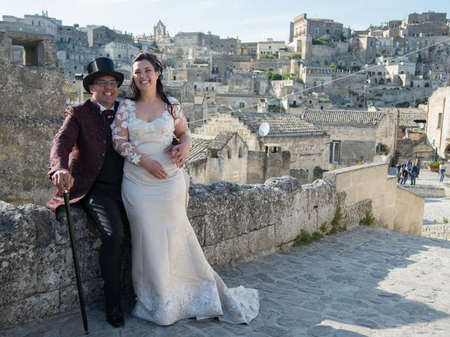 Il matrimonio di Daniele e Maria Pina a Gallicchio, Potenza 114