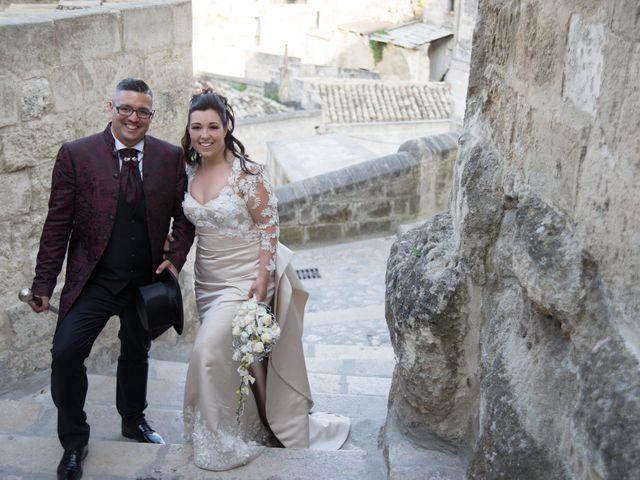 Il matrimonio di Daniele e Maria Pina a Gallicchio, Potenza 115