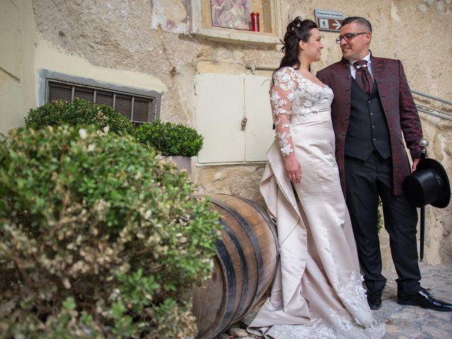 Il matrimonio di Daniele e Maria Pina a Gallicchio, Potenza 120
