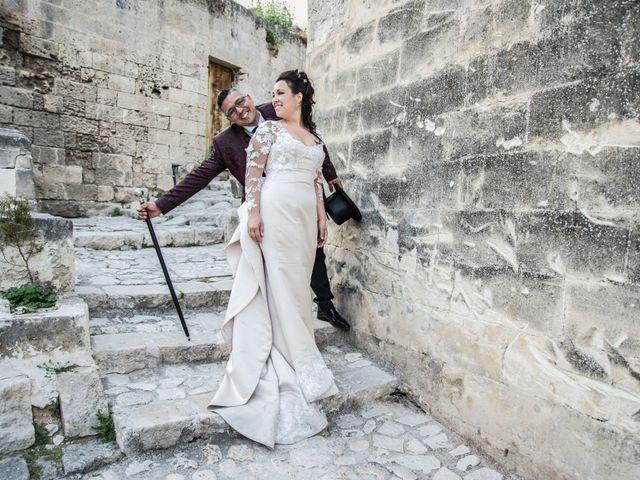 Il matrimonio di Daniele e Maria Pina a Gallicchio, Potenza 124