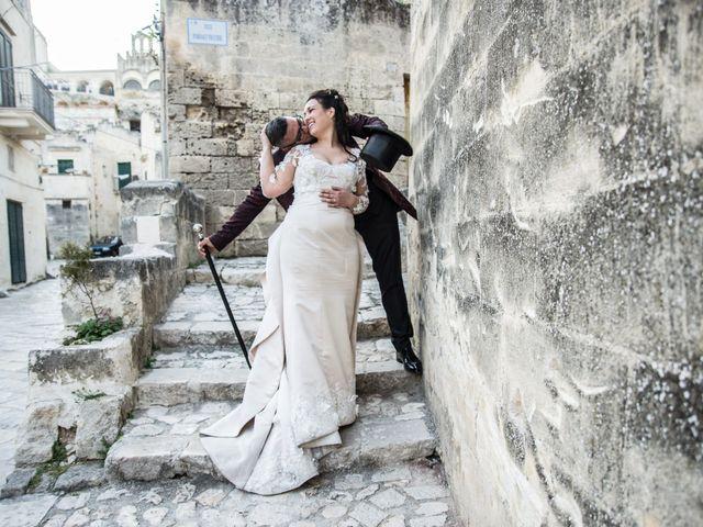 Il matrimonio di Daniele e Maria Pina a Gallicchio, Potenza 127