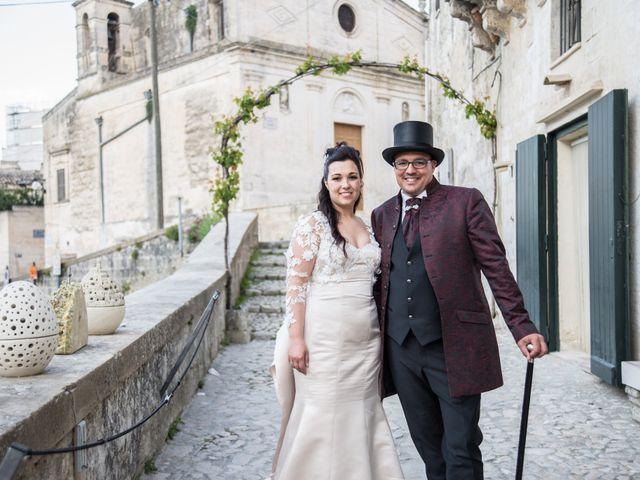 Il matrimonio di Daniele e Maria Pina a Gallicchio, Potenza 129