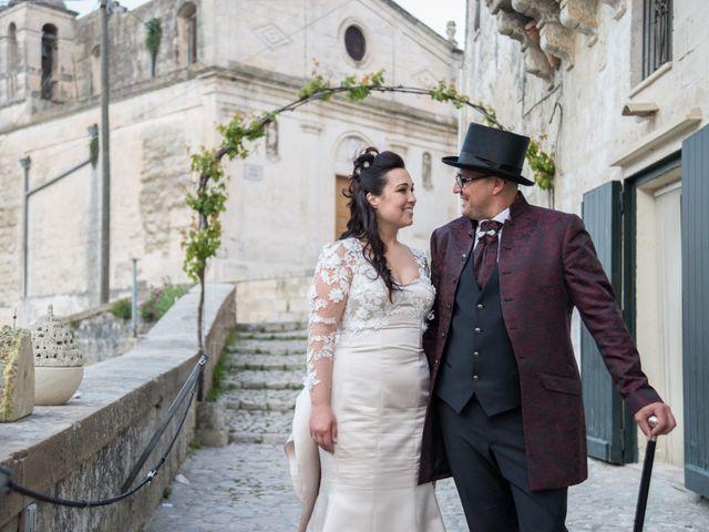 Il matrimonio di Daniele e Maria Pina a Gallicchio, Potenza 130