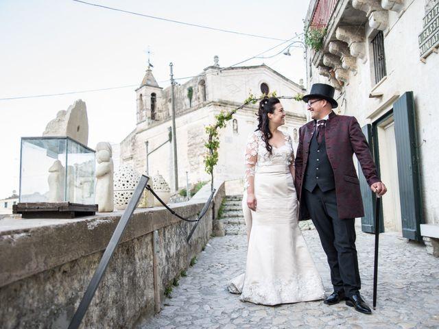 Il matrimonio di Daniele e Maria Pina a Gallicchio, Potenza 131