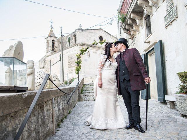 Il matrimonio di Daniele e Maria Pina a Gallicchio, Potenza 132