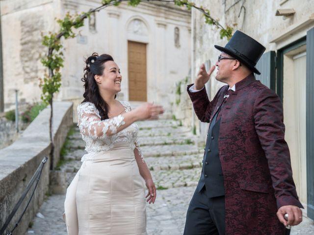 Il matrimonio di Daniele e Maria Pina a Gallicchio, Potenza 133