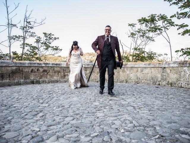 Il matrimonio di Daniele e Maria Pina a Gallicchio, Potenza 135